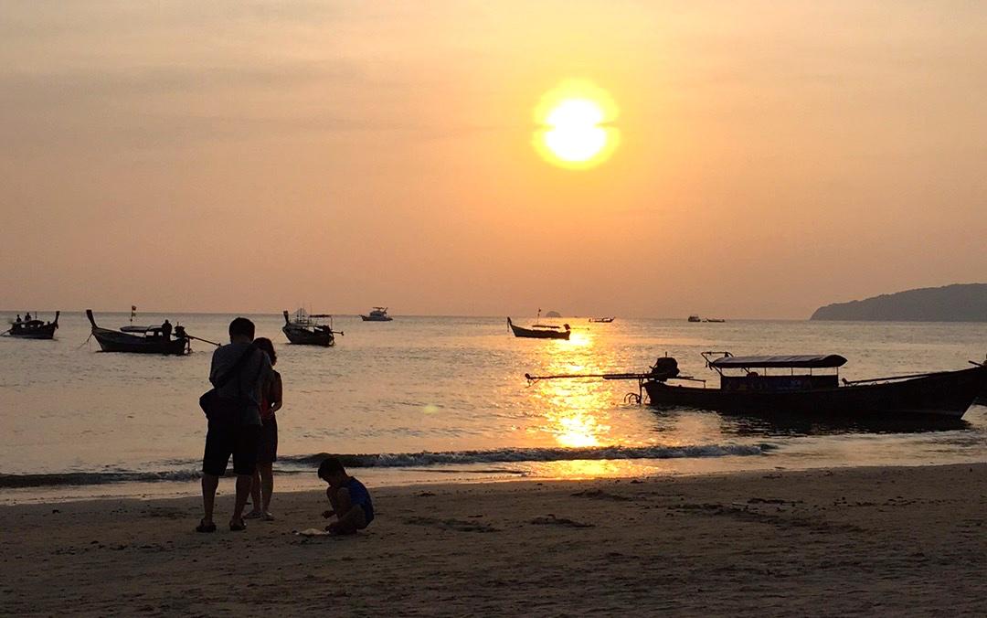 Die erste Woche Thailand